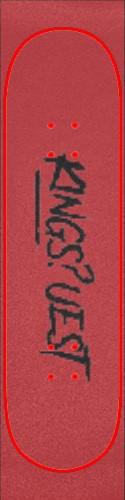 Custom skateboard griptape #191031