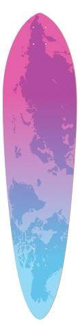 World Classic Pintail 10.25 x 42