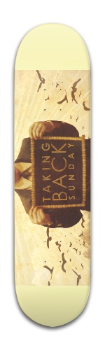 Banger Park Skateboard 8 x 31 3/4 #191184