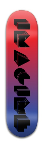 Banger Park Skateboard 8 x 31 3/4 #191241