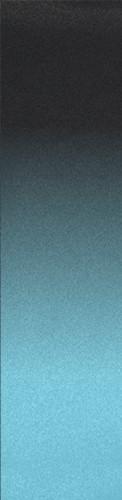 Blue fade to match my blue wheels Custom longboard griptape