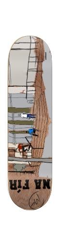 Banger Park Skateboard 8 1/4  x 32 #191555