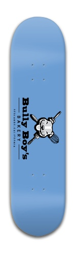 Bully Boys 3 Banger Park Skateboard 8 x 31 3/4