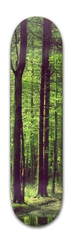 Banger Park Skateboard 7 7/8 x 31 5/8 #192079