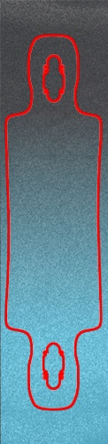 Custom skateboard griptape #192399