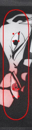 Custom skateboard griptape #193209