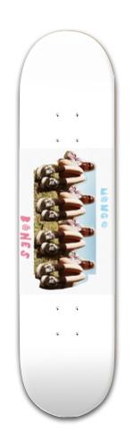 Banger Park Skateboard 7 7/8 x 31 5/8 #193320