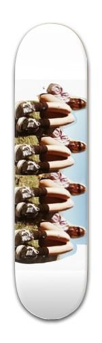 Banger Park Skateboard 7 7/8 x 31 5/8 #193322