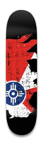 ICT Buff Park Skateboard 8.25 x 32.463