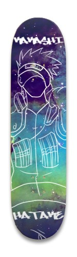 Kakashi Galaxy Park Skateboard 8.25 x 32.463