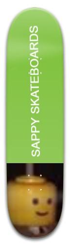Sappy deck 1 Park Skateboard 8 x 31.775