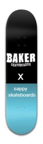 Custom 8.0 Baker Park Board #193777