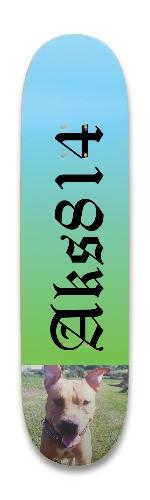 Park Skateboard 8.25 x 32.463 #193977