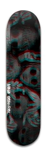 Banger Park Skateboard 8 x 31 3/4 #194146