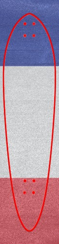 Custom skateboard griptape #194338