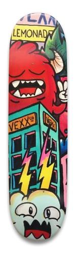 Park Skateboard 9 x 34 #194637