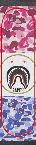 Custom skateboard griptape #195021