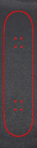 Custom skateboard griptape #195487