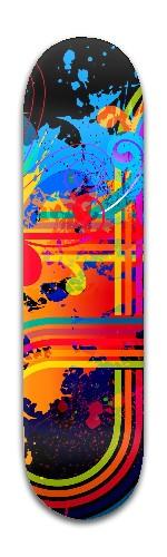 Banger Park Skateboard 8 x 31 3/4 #195930