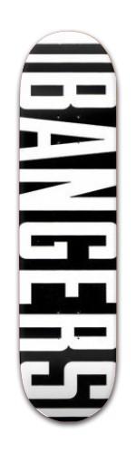 My dream skateboard Banger Park Skateboard 7 7/8 x 31 5/8
