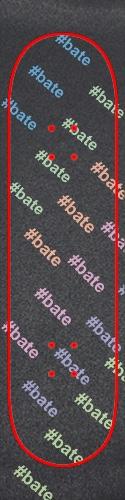 Custom skateboard griptape #196522