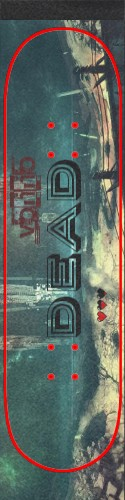 Custom skateboard griptape #196582