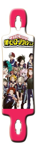 BNHA Gnarliest 40 2015 Complete Longboard