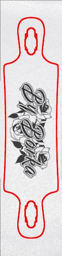 Custom skateboard griptape #196646