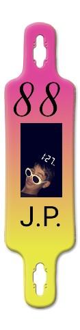 Shredder Fiberlam Longboard #196882