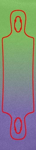 Custom skateboard griptape #197035