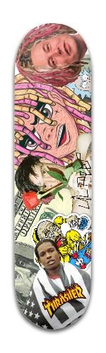 Banger Park Skateboard 8 x 31 3/4 #197217