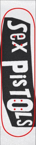 Custom skateboard griptape #197324