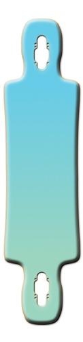 Gnarliest 40 2015 Complete Longboard #197451