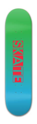 Banger Park Skateboard 7 7/8 x 31 5/8 #197915