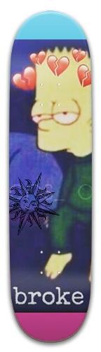 Park Skateboard 8 x 31.775 #197965