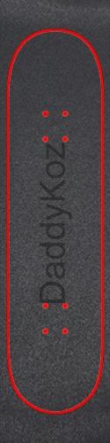 Custom skateboard griptape #198295