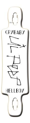 Lil Peep Gnarliest 40 2015 Complete Longboard
