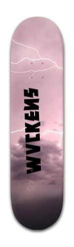 Banger Park Skateboard 7 7/8 x 31 5/8 #198462