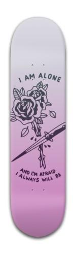 Banger Park Skateboard 8 x 31 3/4 #198476