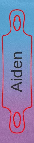 Custom skateboard griptape #198641