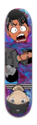 Banger Park Skateboard 8 x 31 3/4 #199282