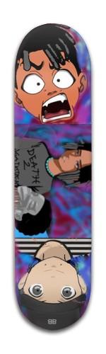 Banger Park Skateboard 8 x 31 3/4 #199284