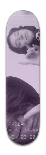 Banger Park Skateboard 8 x 31 3/4 #199407