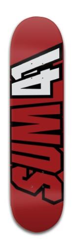 Banger Park Skateboard 8 x 31 3/4 #199433
