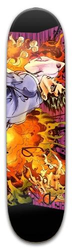 Yoshikage Kira Park Skateboard 8 x 31.775