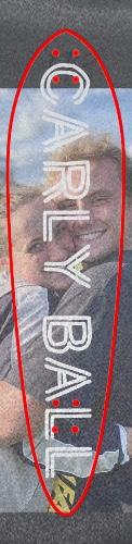 Custom skateboard griptape #199715