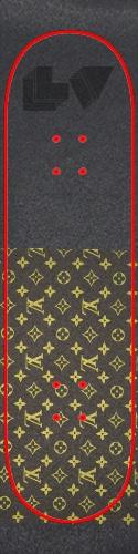 Custom skateboard griptape #199746