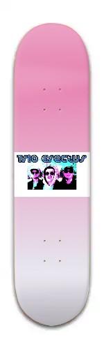 Trio Erectus Banger Park Skateboard 8 x 31 3/4