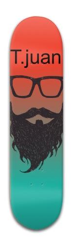 Banger Park Skateboard 8 x 31 3/4 #200163
