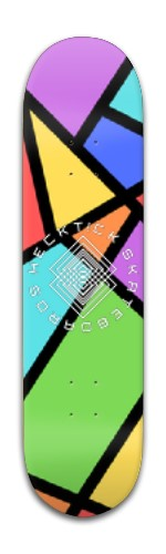 Banger Park Skateboard 8 x 31 3/4 #200208